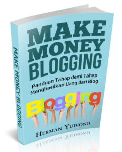 Cover ebook Make Money Blogging