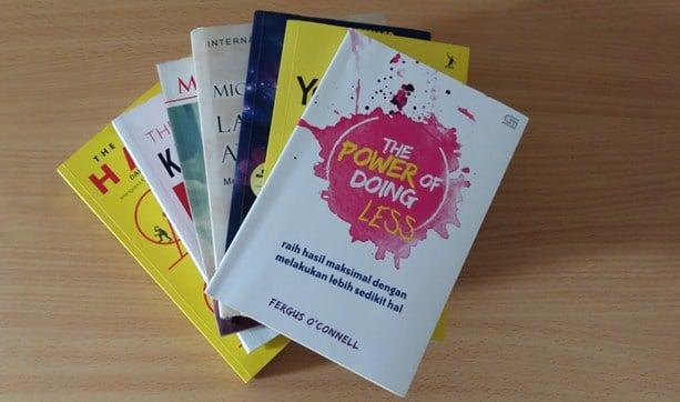 buku pengembangan diri