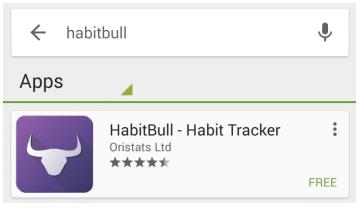 Deskripsi singkat HabitBull