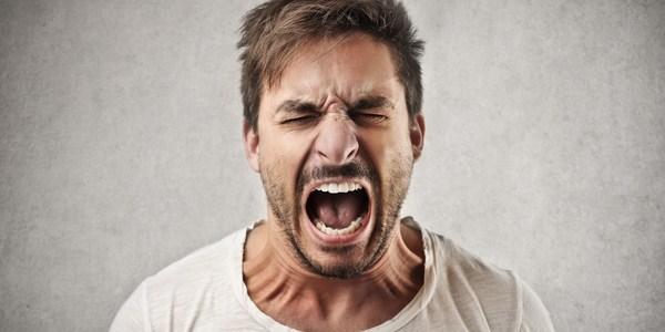 Gambar orang lagi marah