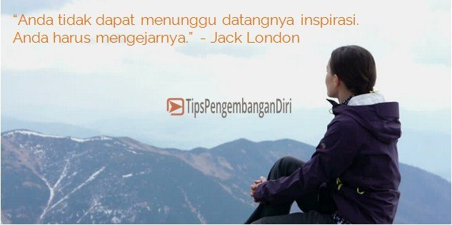 Kutipan motivasi Jack London