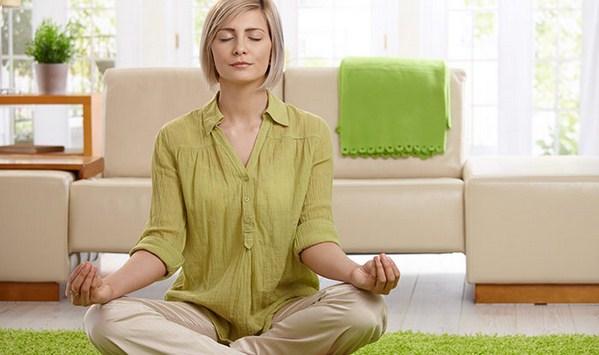 cara menghilangkan stres dengan meditasi