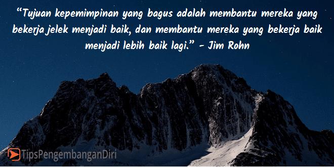 Kutipan bijak Jim Rohn