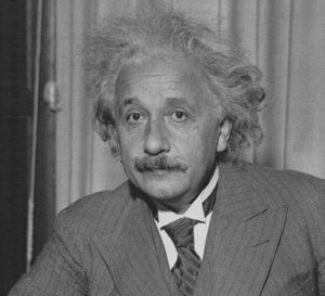 Foto Albert Einstein