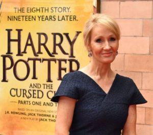 Foto J.K. Rowling