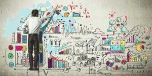 Ilustrasi menjadi orang kreatif