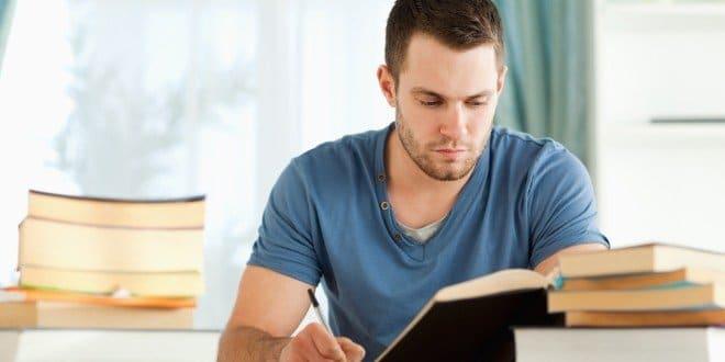 Ilustrasi cara agar fokus belajar