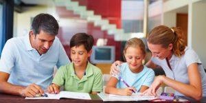 Ilustrasi memotivasi anak agar rajin belajar