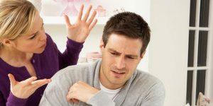 Ilustrasi tidak bahagia setelah menikah