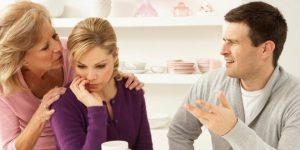 Sabar menghadapi mertua