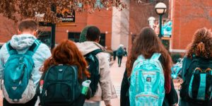 Ilustrasi memilih jurusan kuliah