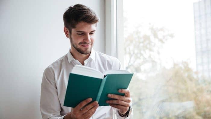cara mengatasi malas membaca buku